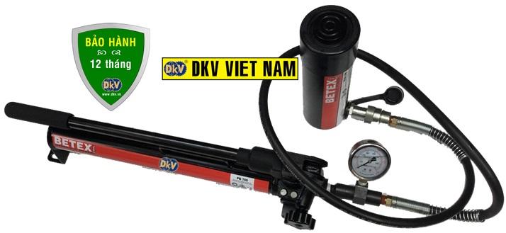 bo kich thuy luc 10 tan, nsss 1010, pb 700, betex, hydraulic cylinder, hydraulic hand pump
