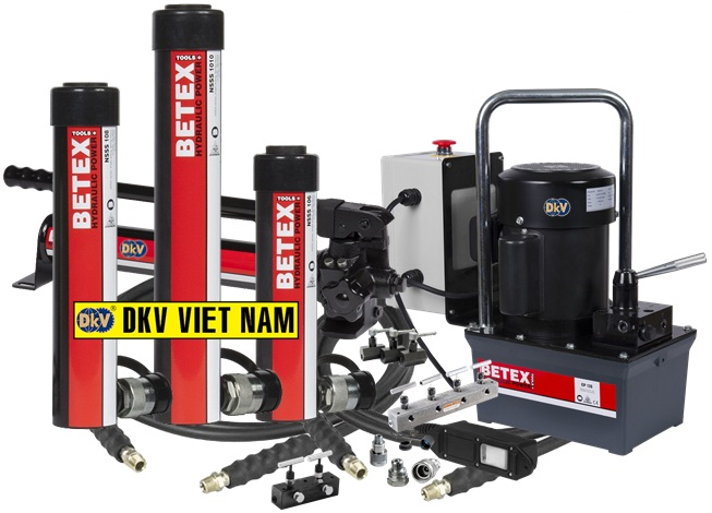 betex hydraulic cylinder NSSS 104, Betex, NSSS 104, 5 ton